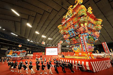 日本 の 祭り 東京 ドーム